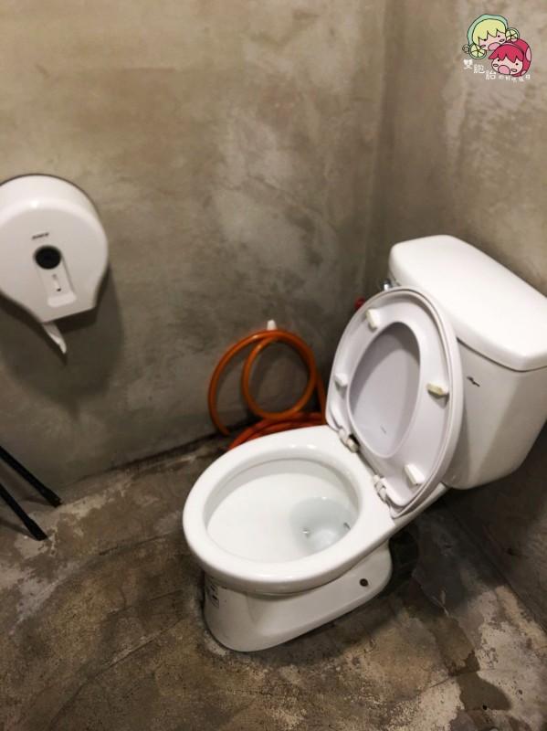 好想吃冰-店內廁所