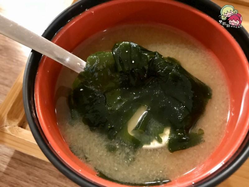 好想吃冰-味噌湯
